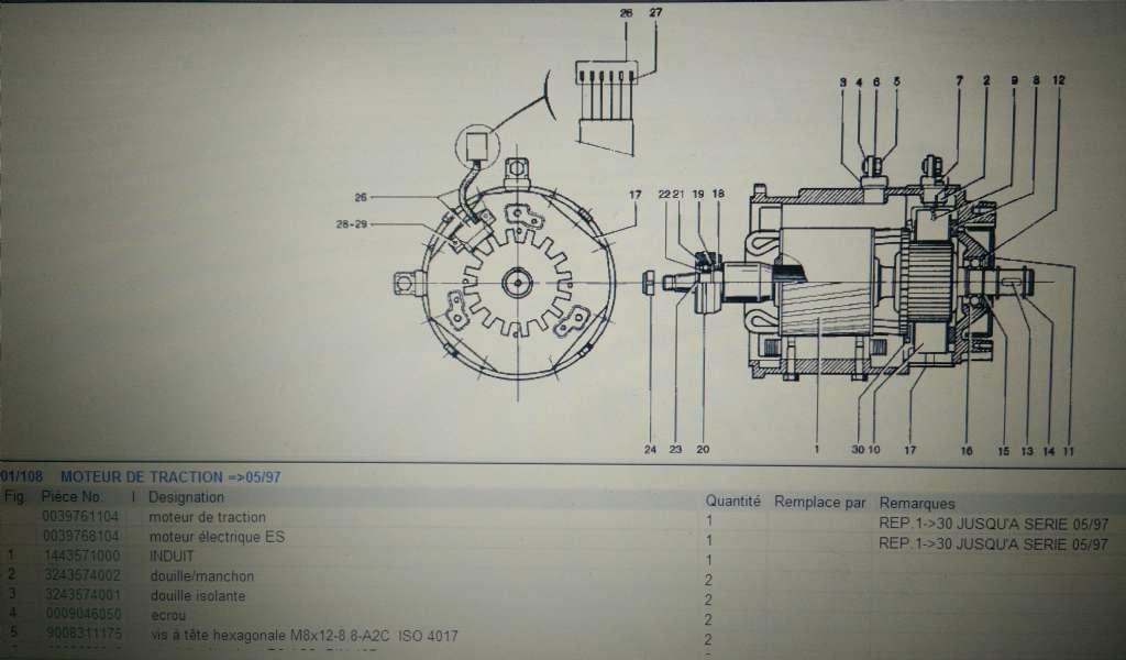 Linde Rijmotor Engine www.wtrading.nl