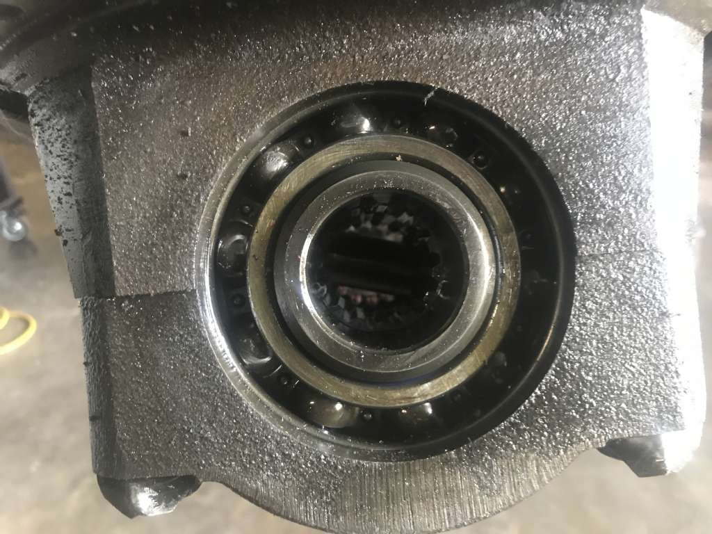 Nyk FB15P-43B Getriebe www.wtrading.nl
