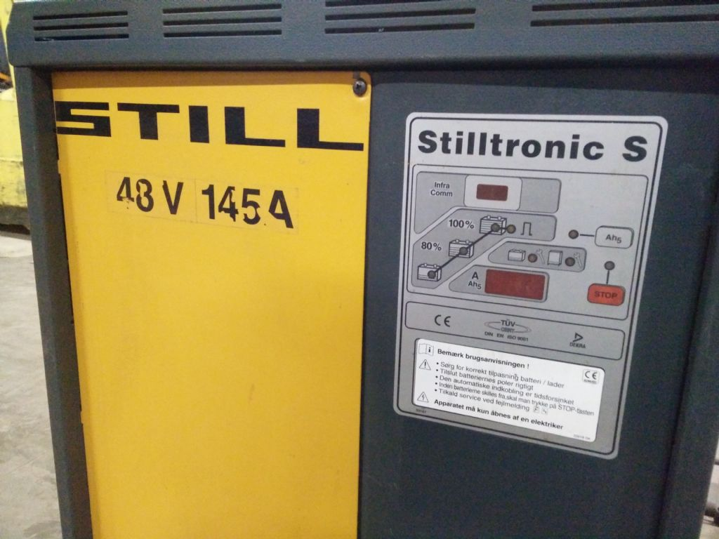 Still Stillstronic S Ladegerät www.wtrading.nl