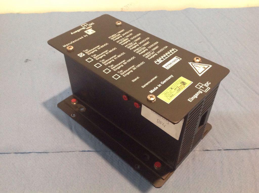 Steinbock FF4824/1002ST 34-60VDC/24VDC/10A Elektrische Steuerungen und Komponenten www.wtrading.nl