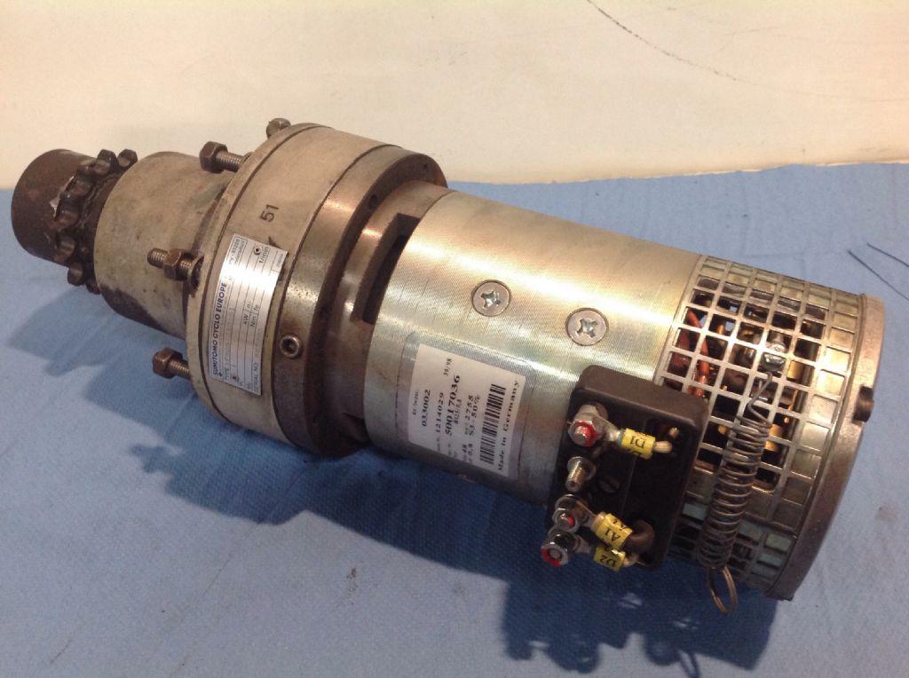 Steinbock Motor R125/0,8 Tandwielkast XFMGS 210-51 Elektromotoren und Ersatzteile www.wtrading.nl
