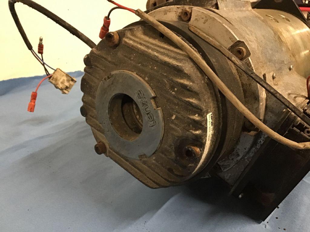 Steinbock SFS 25.35-R150-2FK Elektromotoren und Ersatzteile www.wtrading.nl