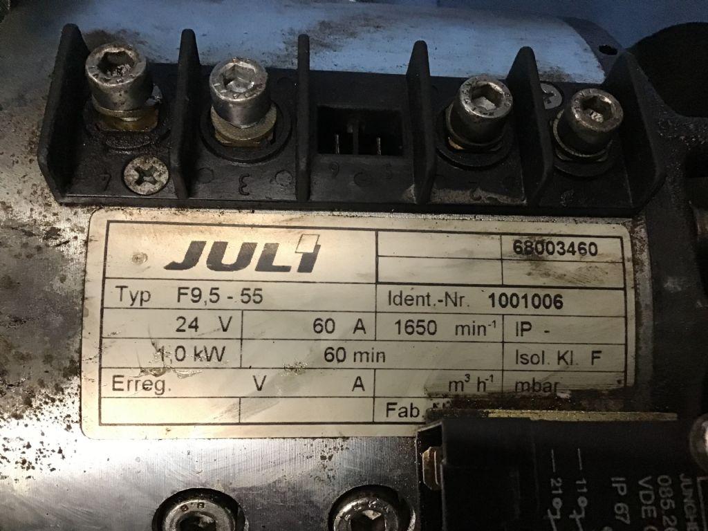 Jungheinrich July F9.5 55 Elektromotoren und Ersatzteile www.wtrading.nl