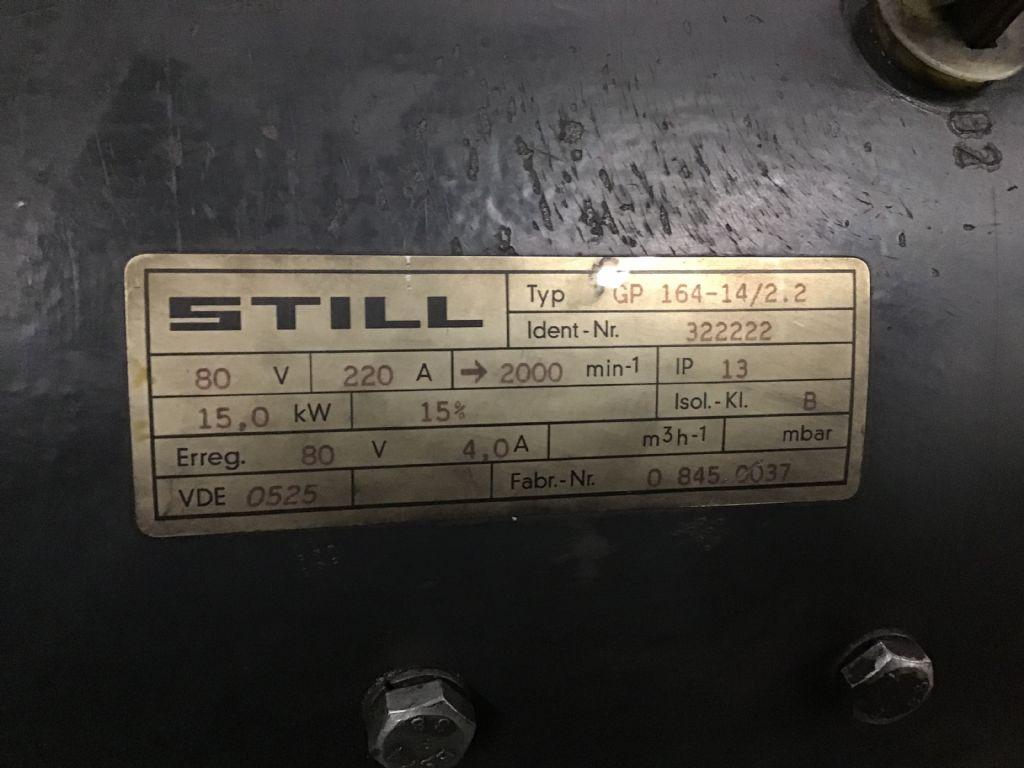Still GP 164 - 14 / 2.2  Elektromotoren und Ersatzteile www.wtrading.nl