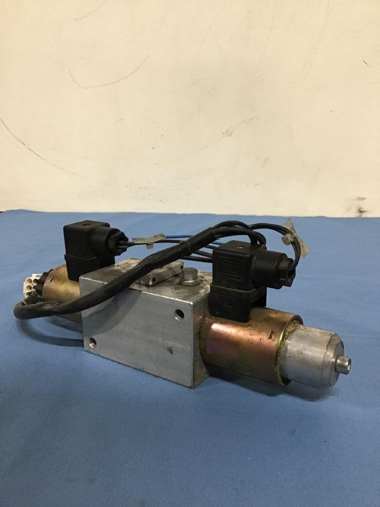 Jungheinrich WA-15I MK2 Hydraulik www.wtrading.nl