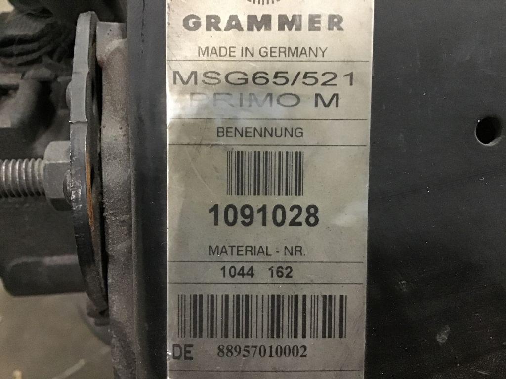 Grammer MSG 65/521 Primo M Kabinen, Sitze und Fahrerschutzdach www.wtrading.nl