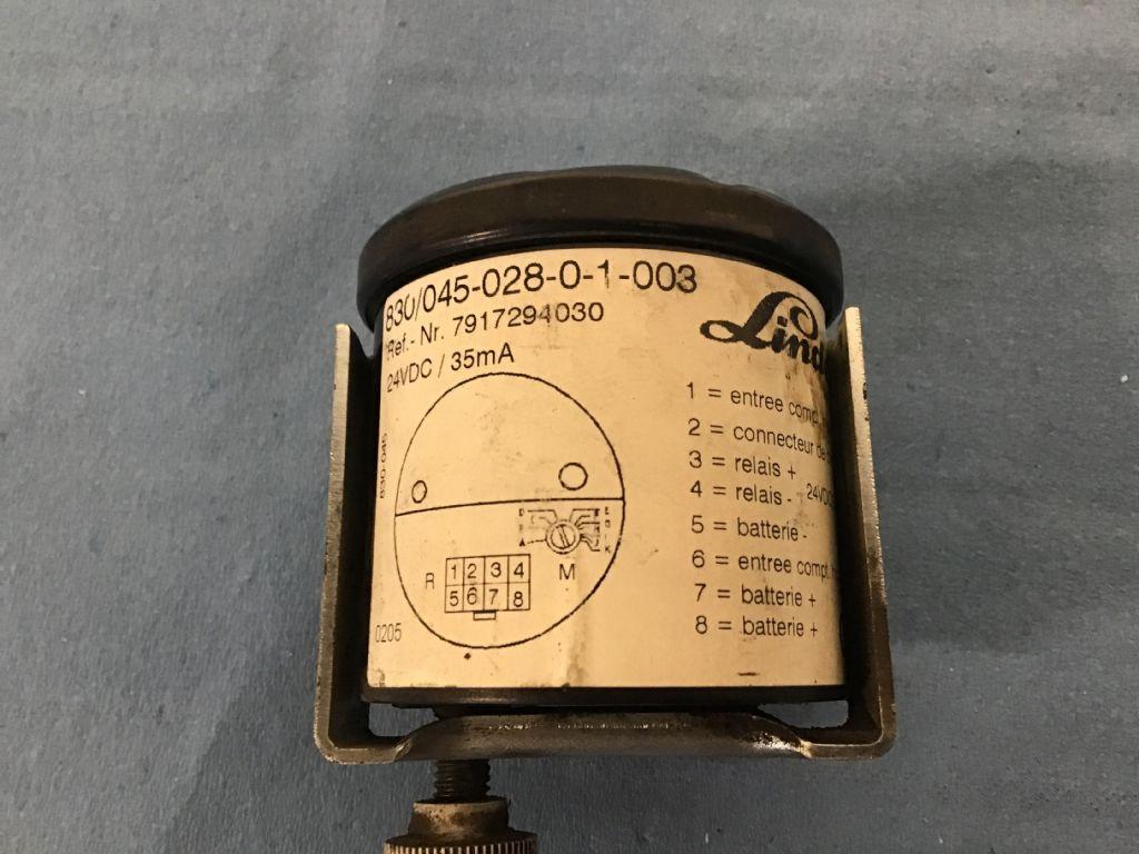 Linde T20  Elektrische Geräte und Zubehör www.wtrading.nl