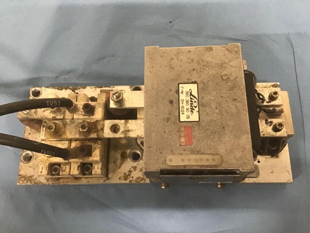 Linde E18 BR322 Elektrische Steuerungen und Komponenten www.wtrading.nl