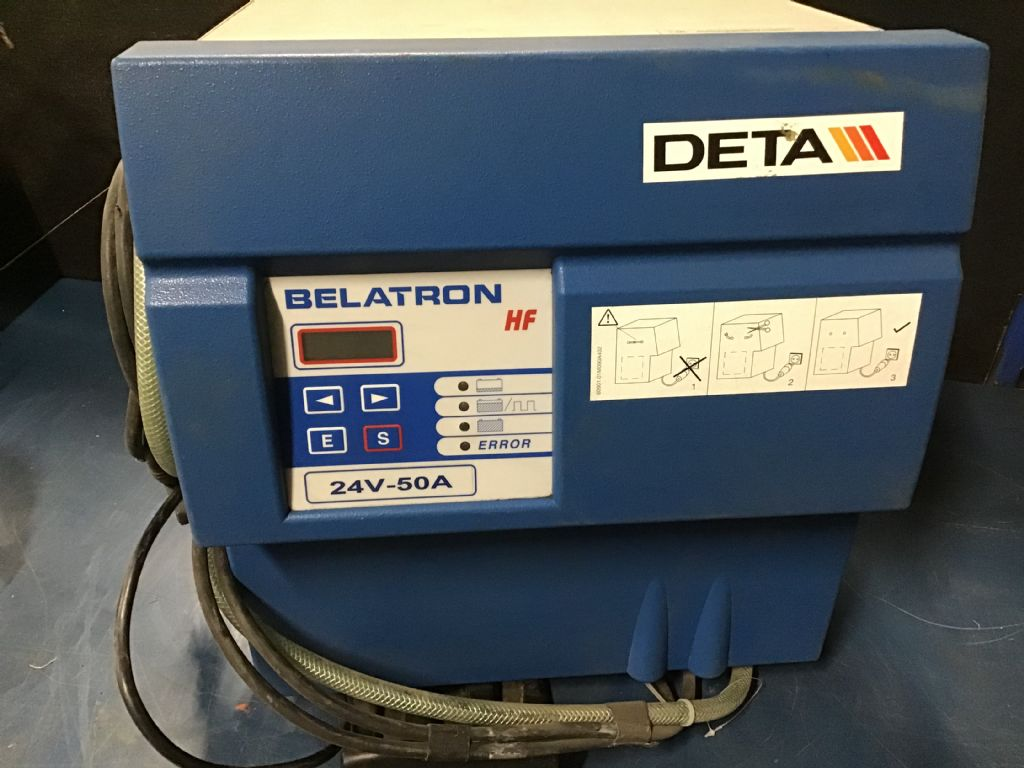Deta HF 24V 50A trac–air Charger www.wtrading.nl
