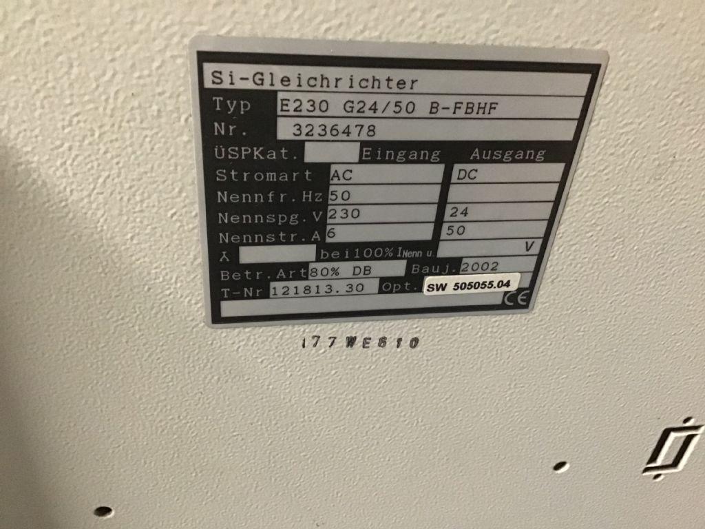 Deta HF 24V 50A trac–air Ladegerät www.wtrading.nl