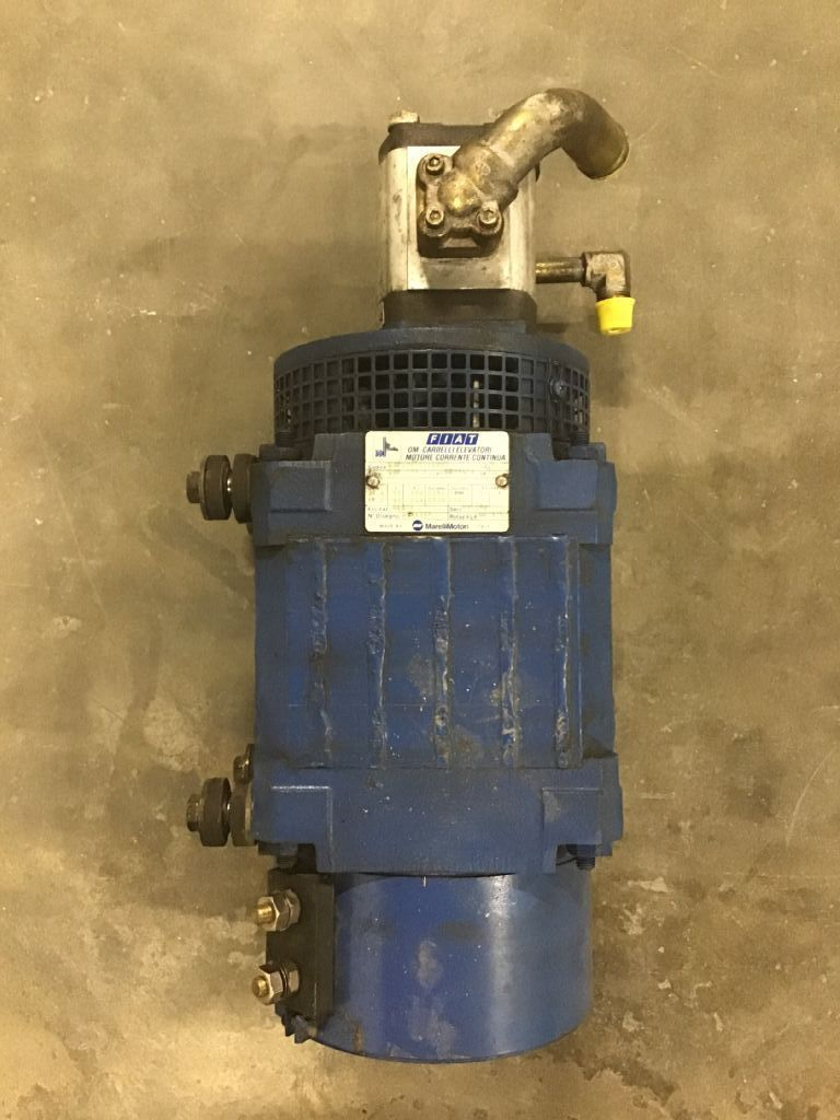 Fiat K21 104 A Electric motors and spare parts www.wtrading.nl