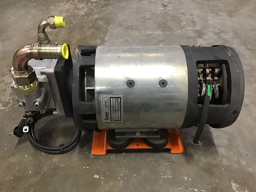 Carer R45-NC Electric motors and spare parts www.wtrading.nl