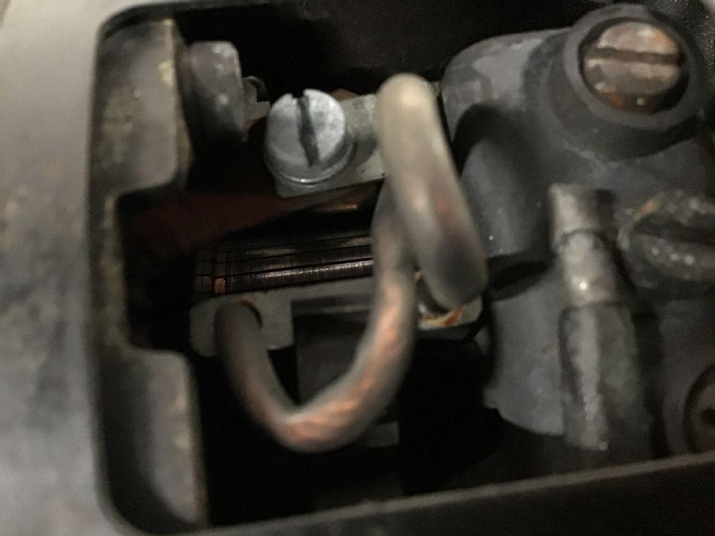 Steinbock EFG1 Hydraulik www.wtrading.nl