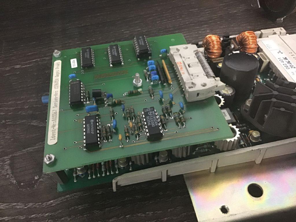 Still MX13 Elektrische Steuerungen und Komponenten www.wtrading.nl