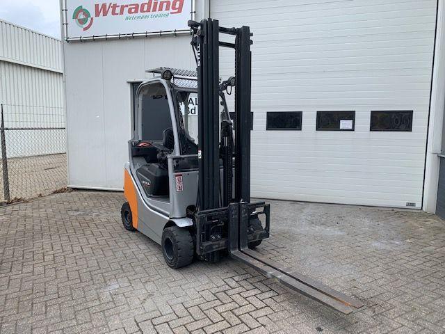 Still RX70-20T LPG Forklifts www.wtrading.nl