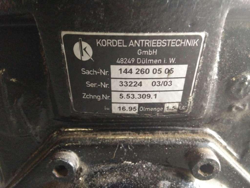 Linde T20R L12/16R T20S/SF L12/20LS Getriebe www.wtrading.nl