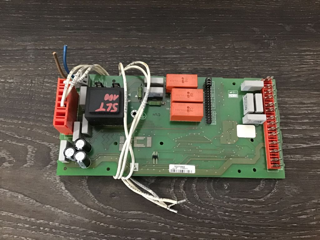 Jungheinrich  Electrical controls and components www.wtrading.nl