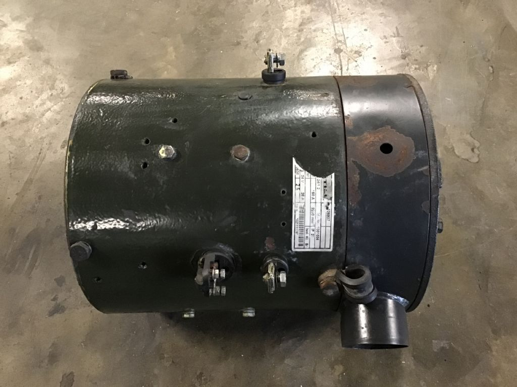 Still  Electric motors and spare parts www.wtrading.nl
