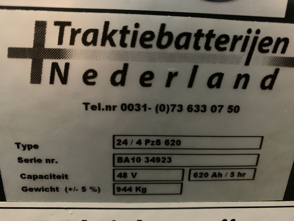 Fiamm 4PZS620 Drive battery www.wtrading.nl
