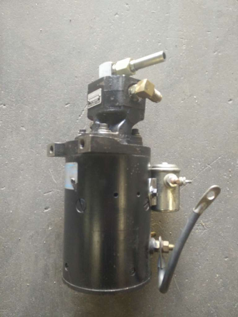 Crown 1.0 EMT Electric motors and spare parts www.wtrading.nl