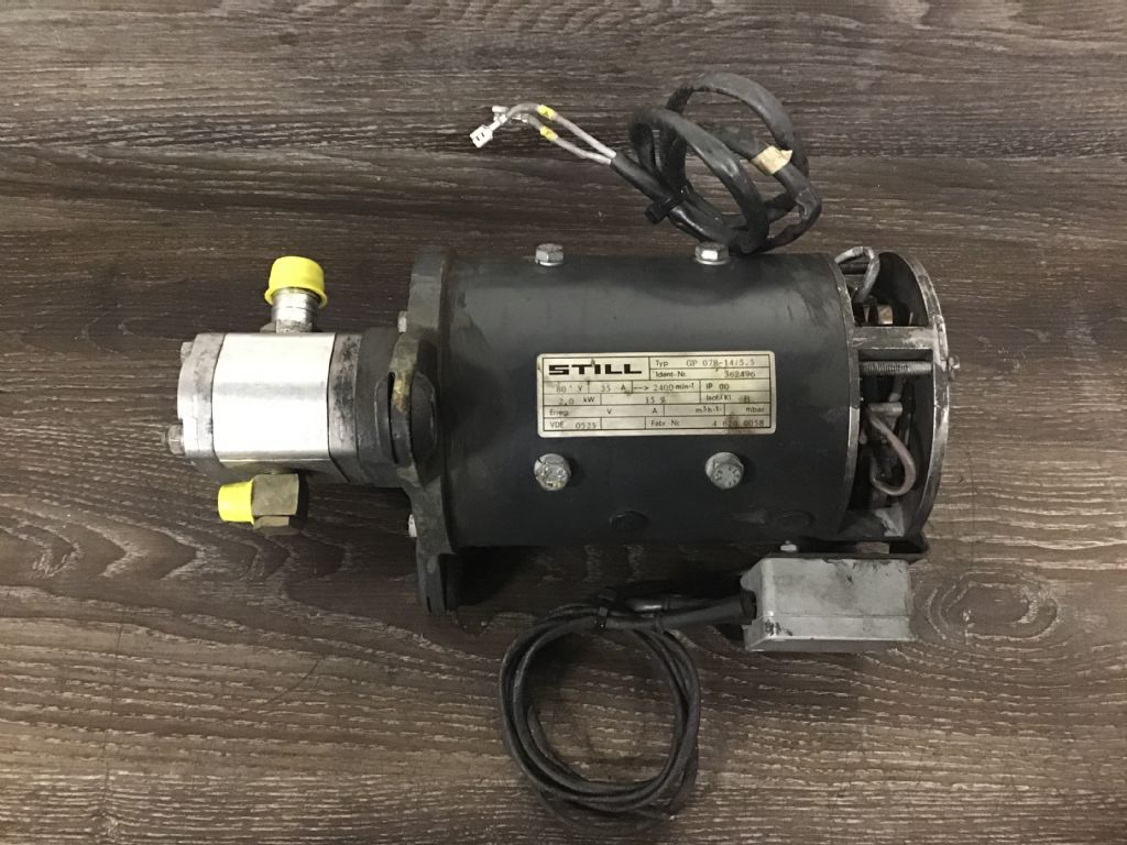Still GP078-14/5.5 Electric motors and spare parts www.wtrading.nl
