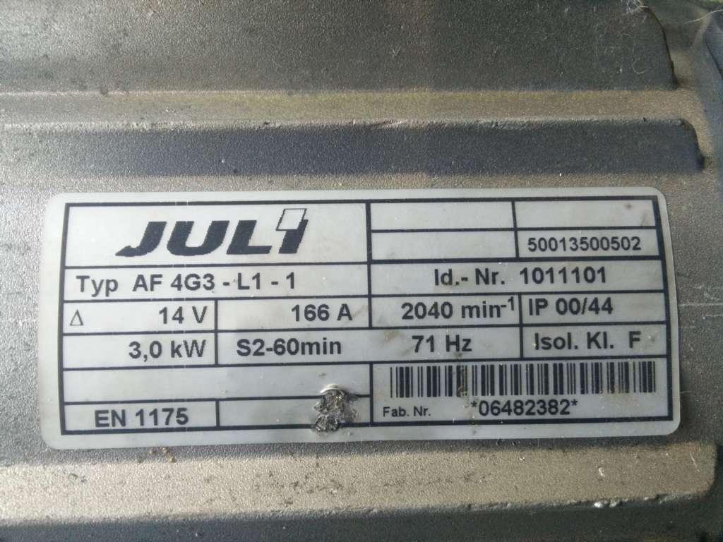 Still AF 4G3-L1-1 Motor www.wtrading.nl
