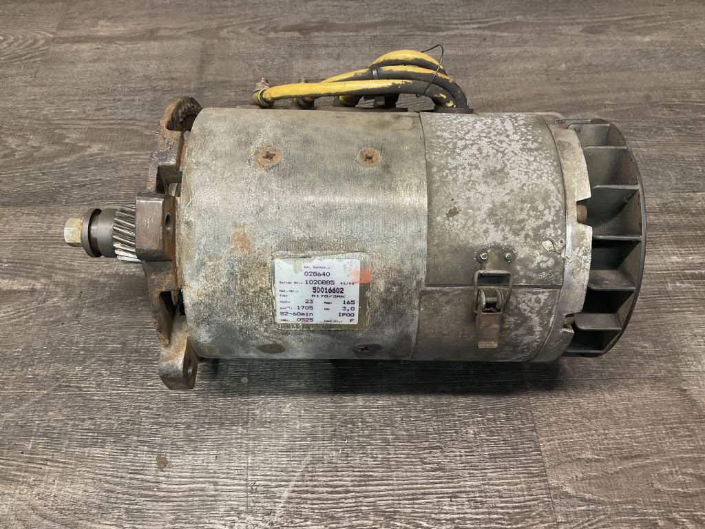 Steinbock Boss LE16 MK / 028640 / 50016602 / 1051955 Electric motors and spare parts www.wtrading.nl