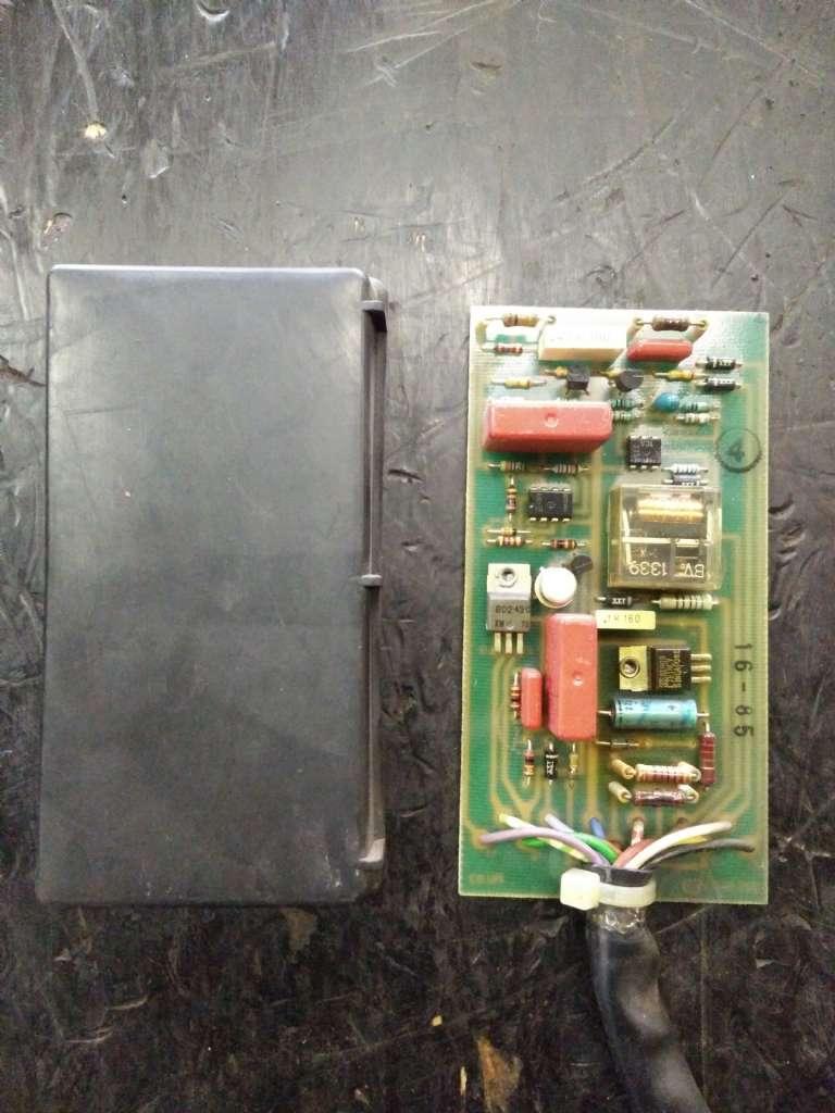 Linde BR322 , BR 324, BR325 Elektrische Steuerungen und Komponenten www.wtrading.nl