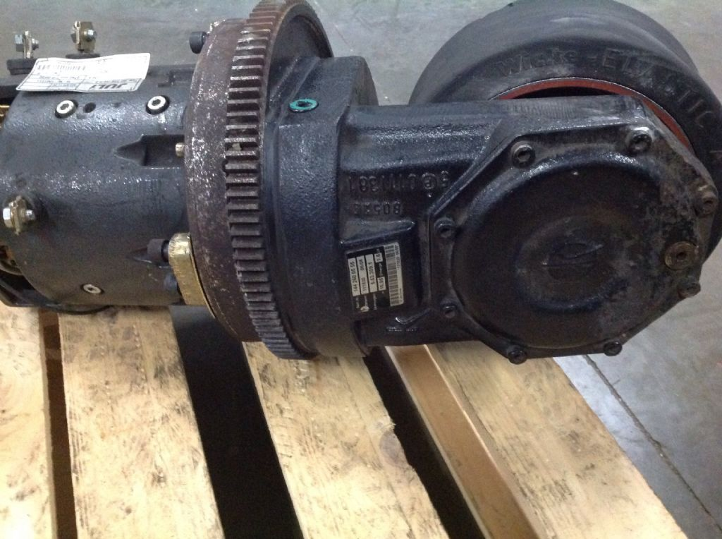 Linde T20S Getriebe www.wtrading.nl