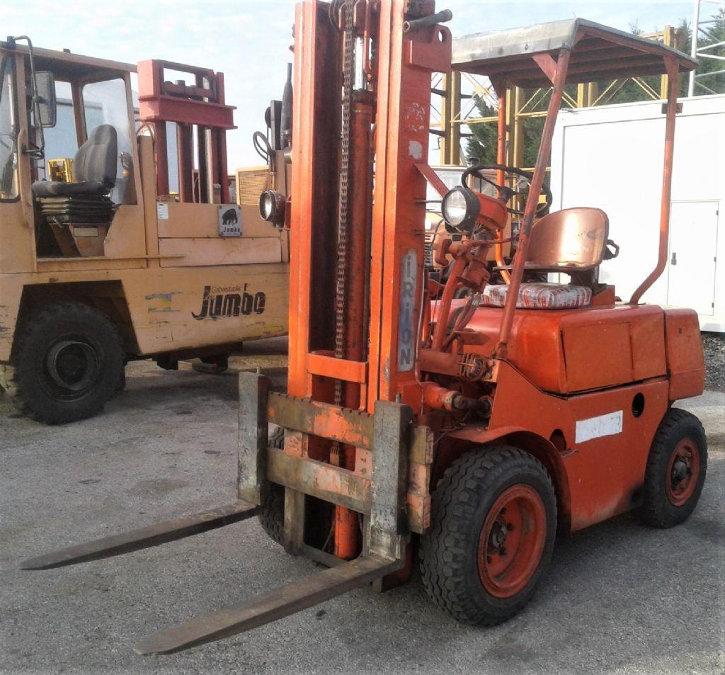 Irion-Unbekannt-Dieselstapler www.zeiss-forkliftcenter.at