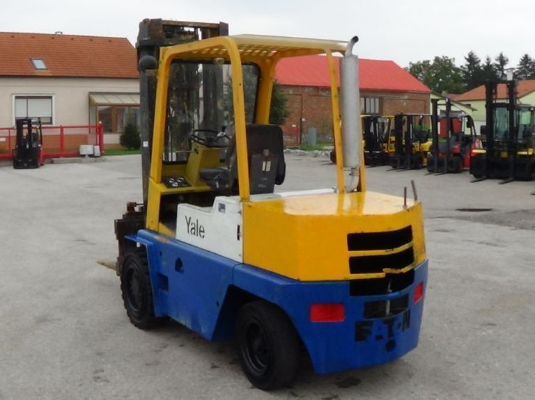 Yale-GDP 080EC-Dieselstapler www.zeiss-forkliftcenter.at