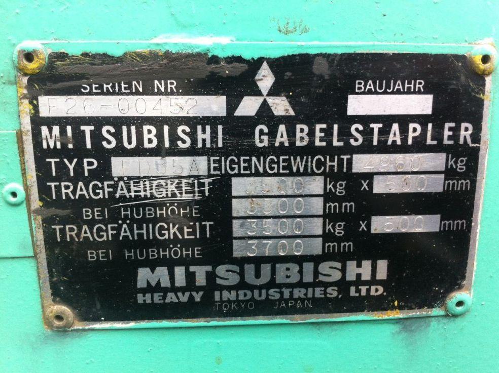Mitsubishi-FD35A-Dieselstapler www.zeiss-forkliftcenter.at