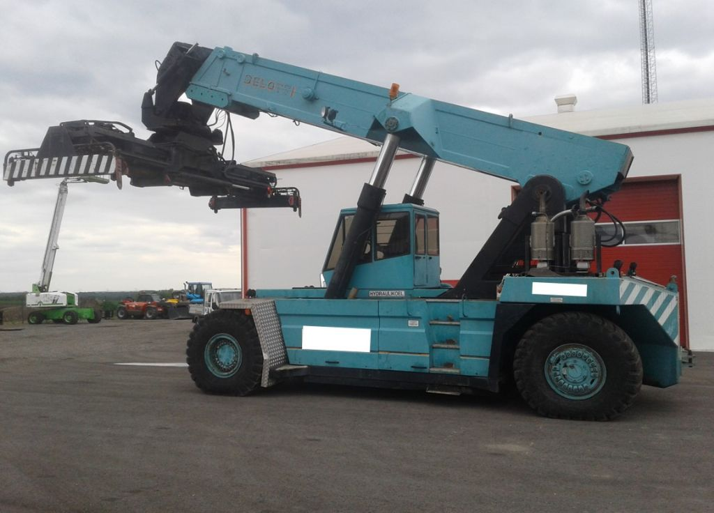 Belotti-B91-Vollcontainer Reachstacker www.zeiss-forkliftcenter.at