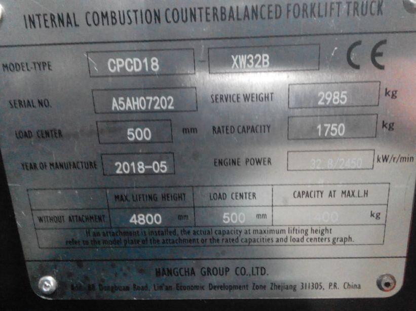 Capstan-CPCD18-Dieselstapler www.zeiss-forkliftcenter.at
